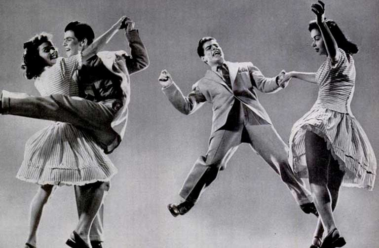 bailar swing martes malasaña swing maniacs
