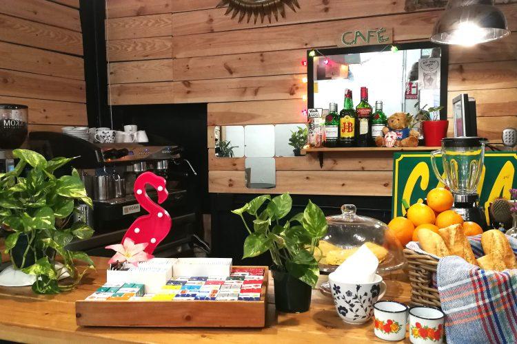 Café espiritu23 coworking malasaña