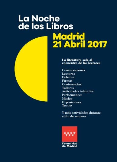 noche de los libros espíritu23 2017