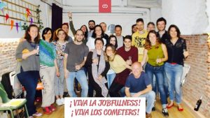 Coaching Cometa Jobfulness Booster Espíritu23