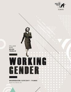 Working Gender collage feminismo Espíritu23