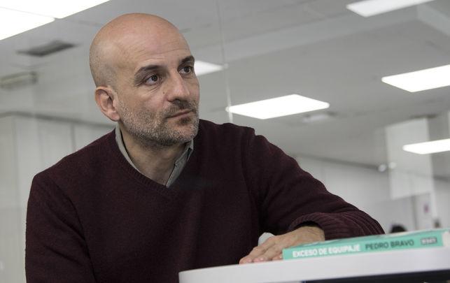 Pedro Bravo. Perdiodista, escritos y socio fundador de Espíritu23