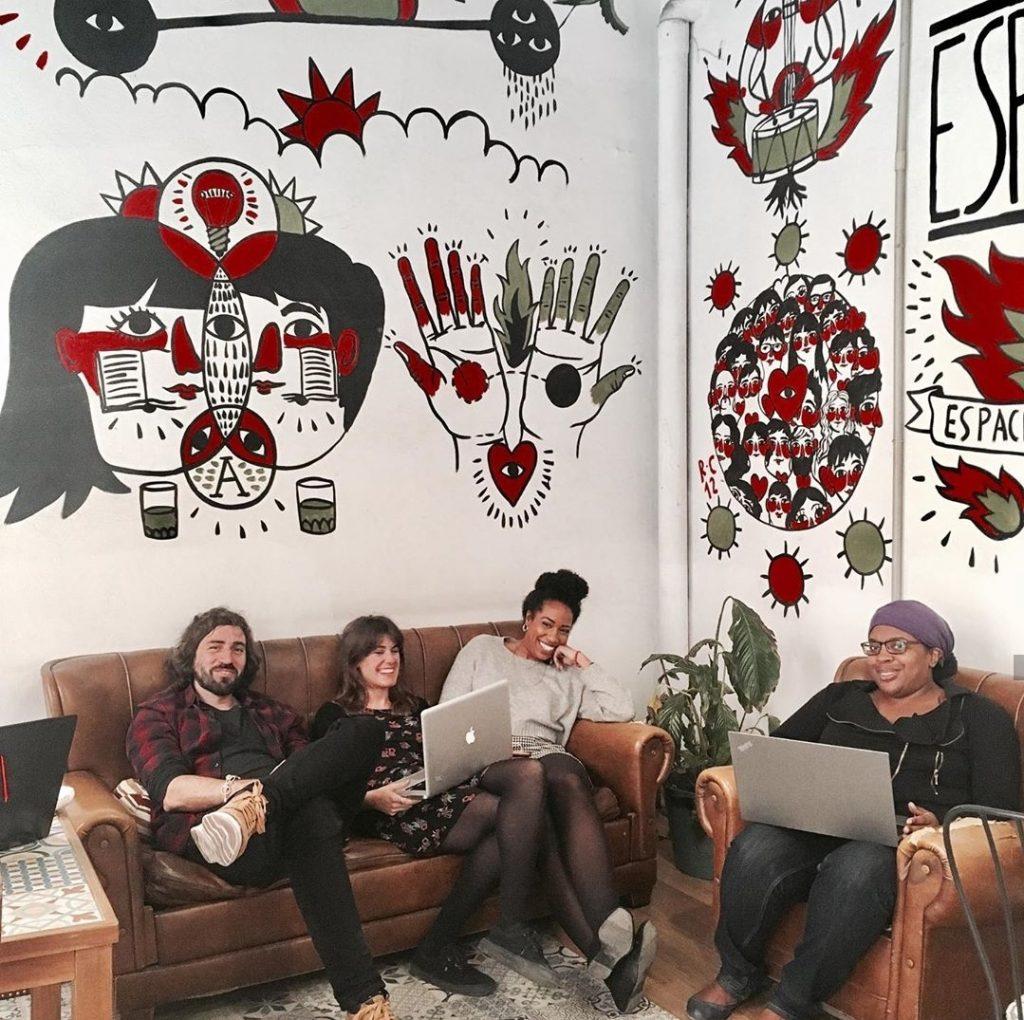 coworking Espíritu23 malasaña